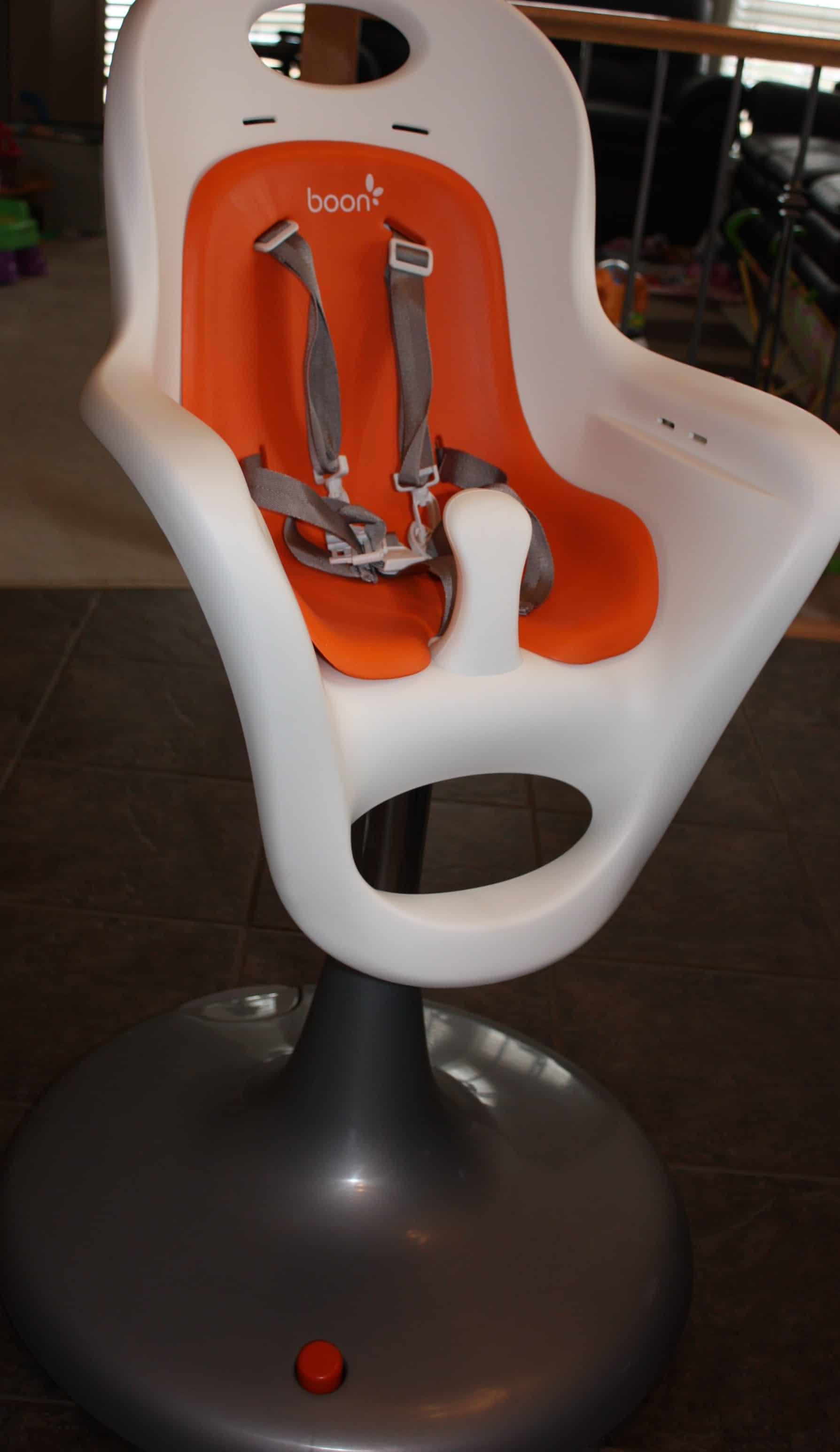 boon high chair plastic adirondack chairs canada flair pedestal my organized chaos