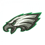 philadelphia eagles embroidery