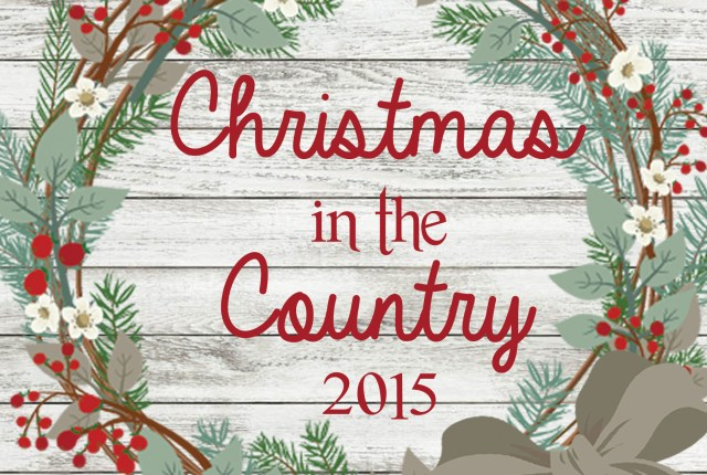 Christmas in the Country 2015 Gift Exchange