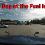 [Video] Slow Day at the Fuel Pumps