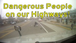 [Video] Dangerous People on Our Highways