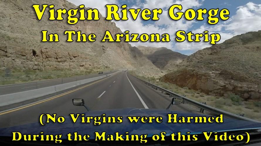 Virgin River Gorge