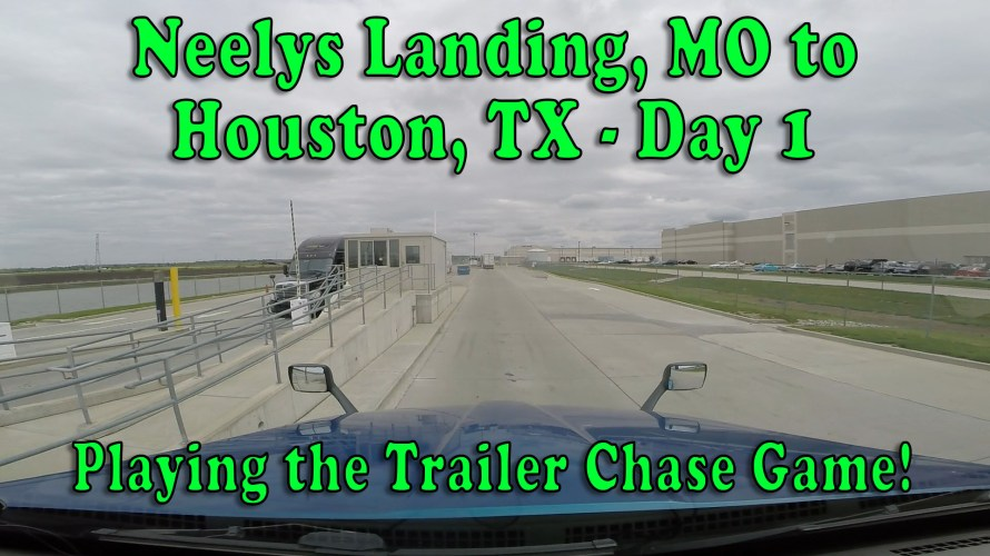 Trailer Chase Game