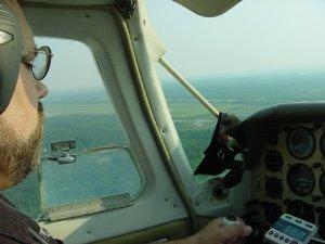 Rick Flying