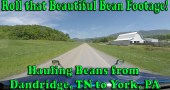 Roll that Beautiful Bean Footage – Hauling Beans from TN to York, PA [Video]