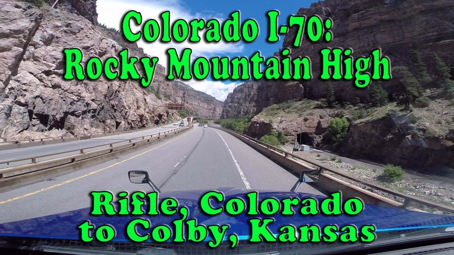 Rifle to Colby