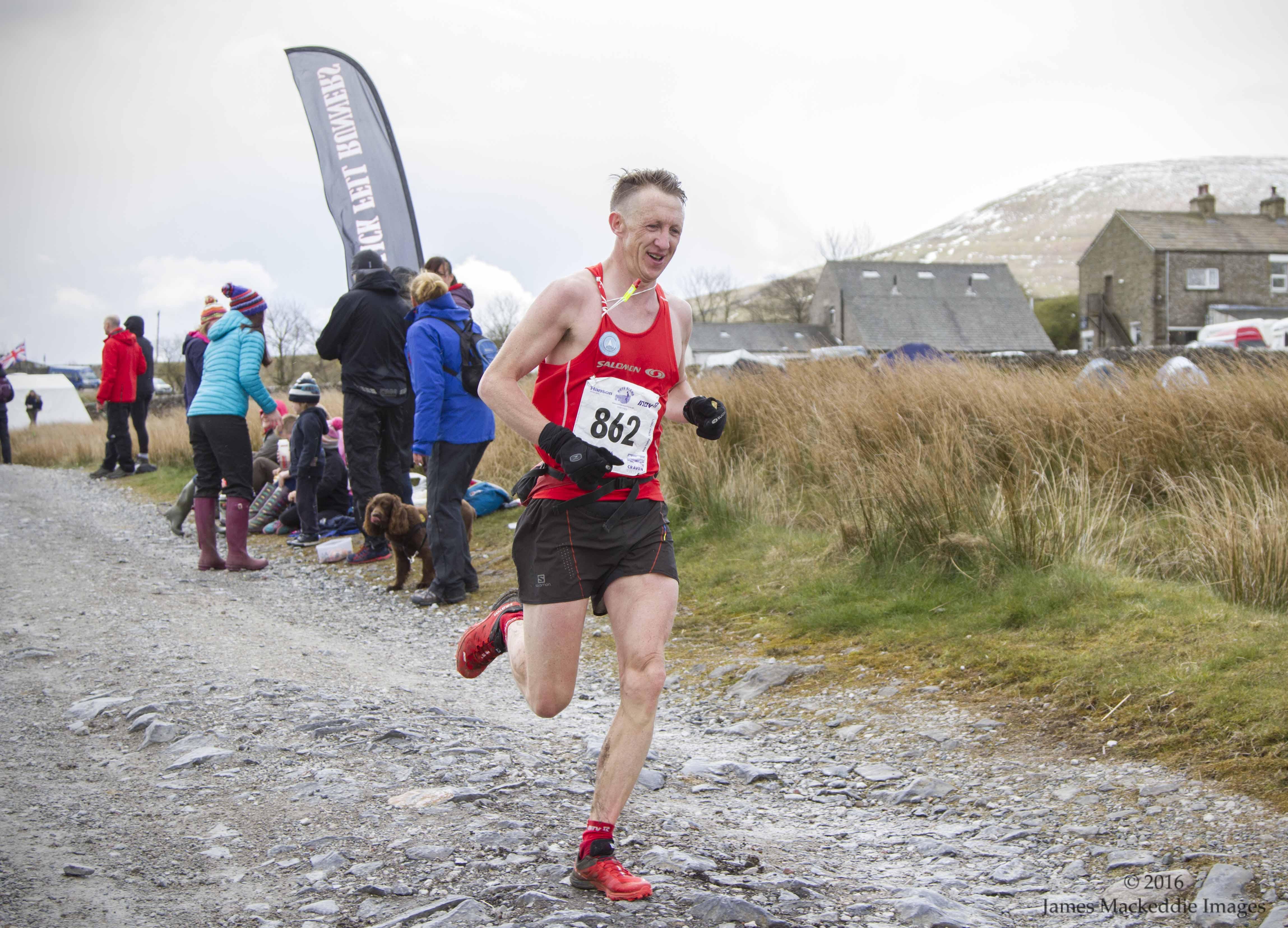 3 Peaks Fell Race Matt Ribble