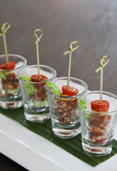 Trisara  Food Packages  Thailand Destination Wedding