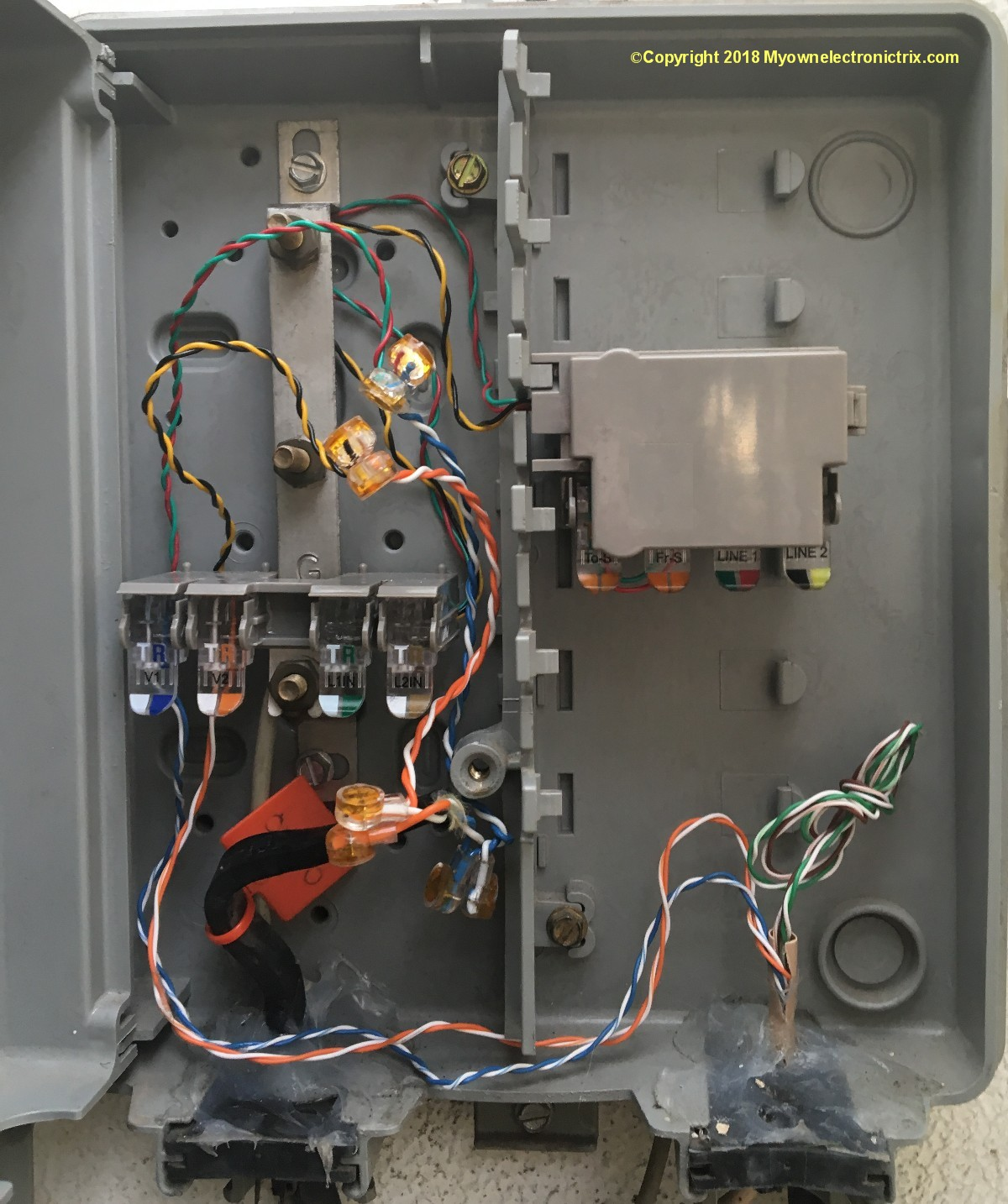 hight resolution of telephone outside box wiring service entrance wiring diagram click on image