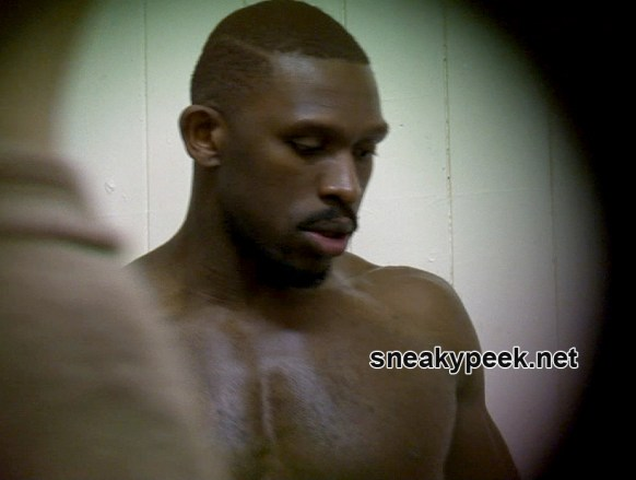 muscle black football player fully naked in dressing room (20)