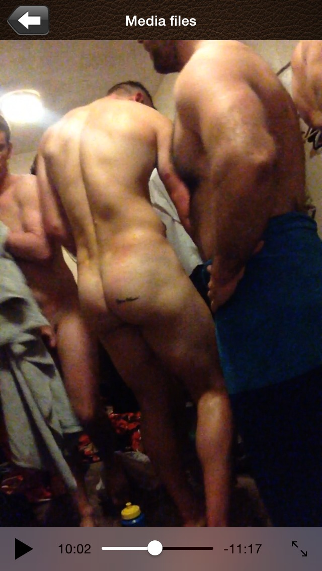 Rugby team naked