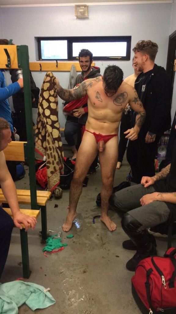 footballer-dick-out-in-locker room