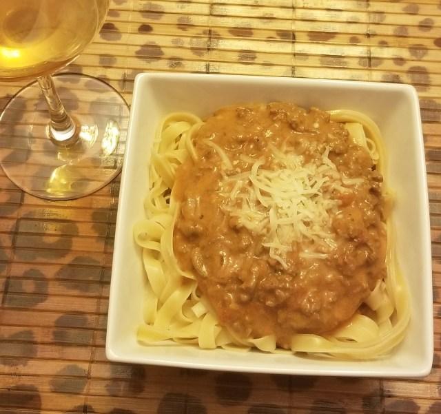 30 minutes Recipes: Fettuccine Bolognese