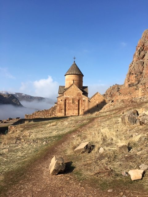un monastero isolato - viaggio in Armenia 2019 My Own Way 10