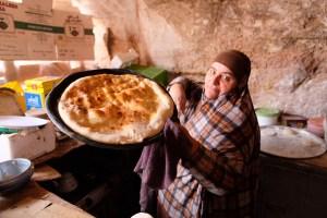 Chapati jordanienne