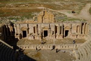 Théâtre de Jerash