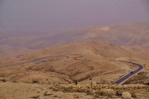 vue depuis mont Nébo