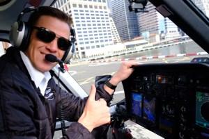 pilote bapteme hélicoptère