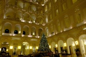 atrium New York palace