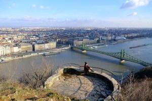 vue le pont de la liberté