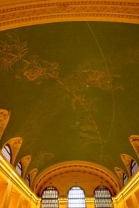 Grand central Terminal plafond