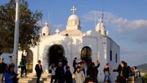 chapelle du Mont Lycabette