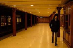 la ligne 1 de métro de Budapest
