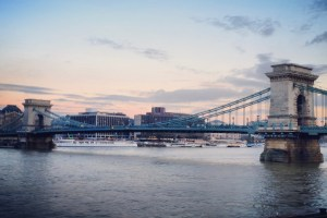 pont des chaines Budapest