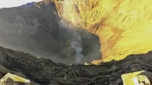 cratère du Mont Bromo