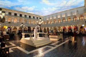centre commercial hotel venitian las vegas