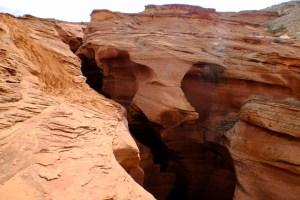 entrée Lower Canyon