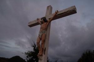 le calvaire aux saintes