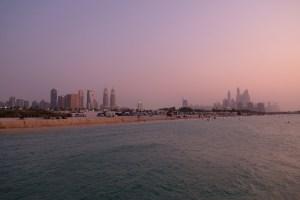 Dubai plage