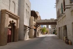 quartier historique d'Al Fahidi