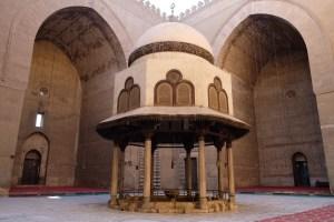 la mosquée du Sultan Hassan