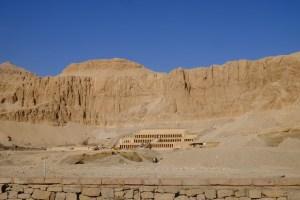 temple funéraire d' Hatsepsut