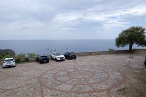 parking gratuit de Taormine