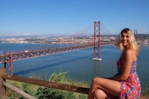 pont suspendu du 25 avril Lisbonne