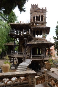 le jardin publique de Césario
