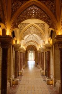 Le palacio de Monserrate