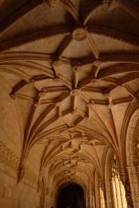 cloître monastère des hiéronymites