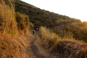 Ascension du Stromboli