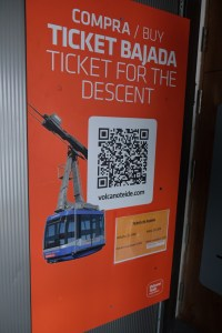 le funiculaire Teide