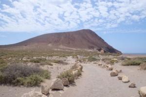 La montaña Roja