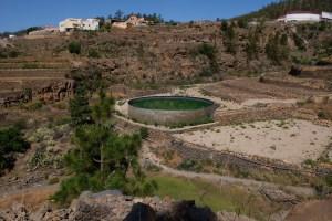 réservoirs d'eau VILLAGE VILAFLOR