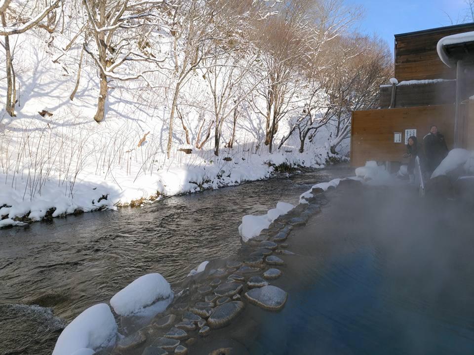 不負責任推介10大雪見露天風呂旅館之北海道篇。