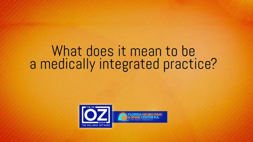 GEN - What does it mean to be a medically integrated practic