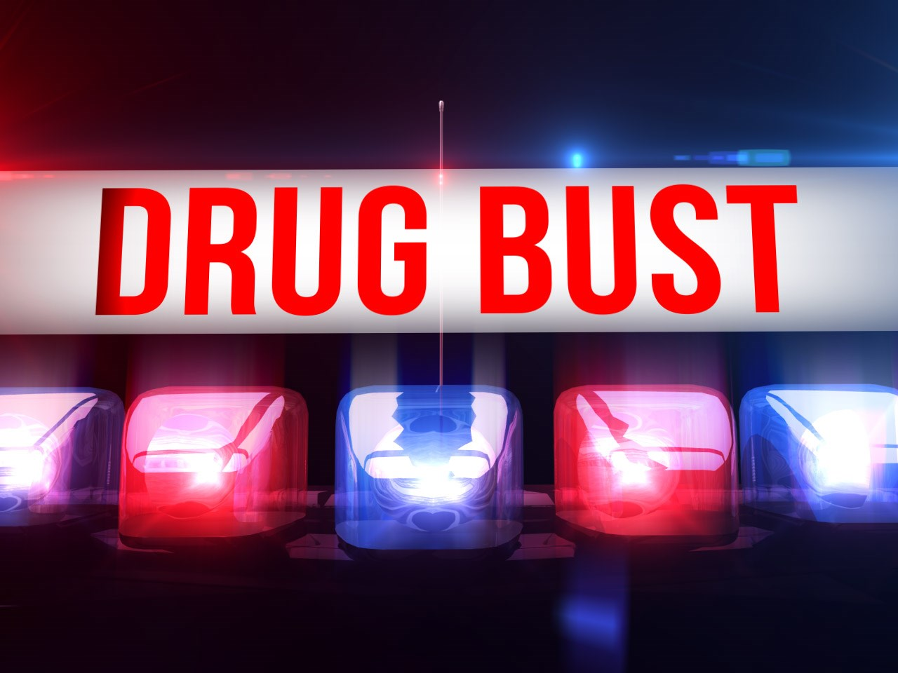 BCSO Arrests Four in Relation to a Callaway Drug Bust