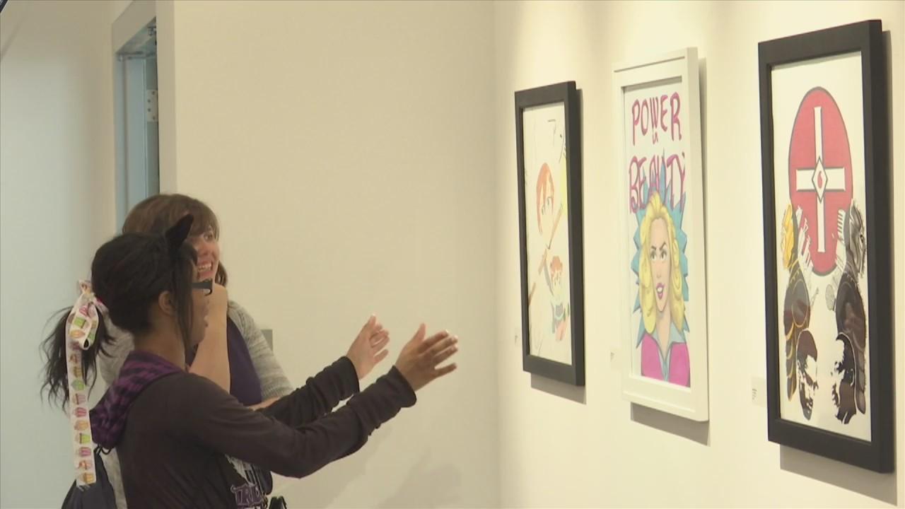 GCSC Art Show