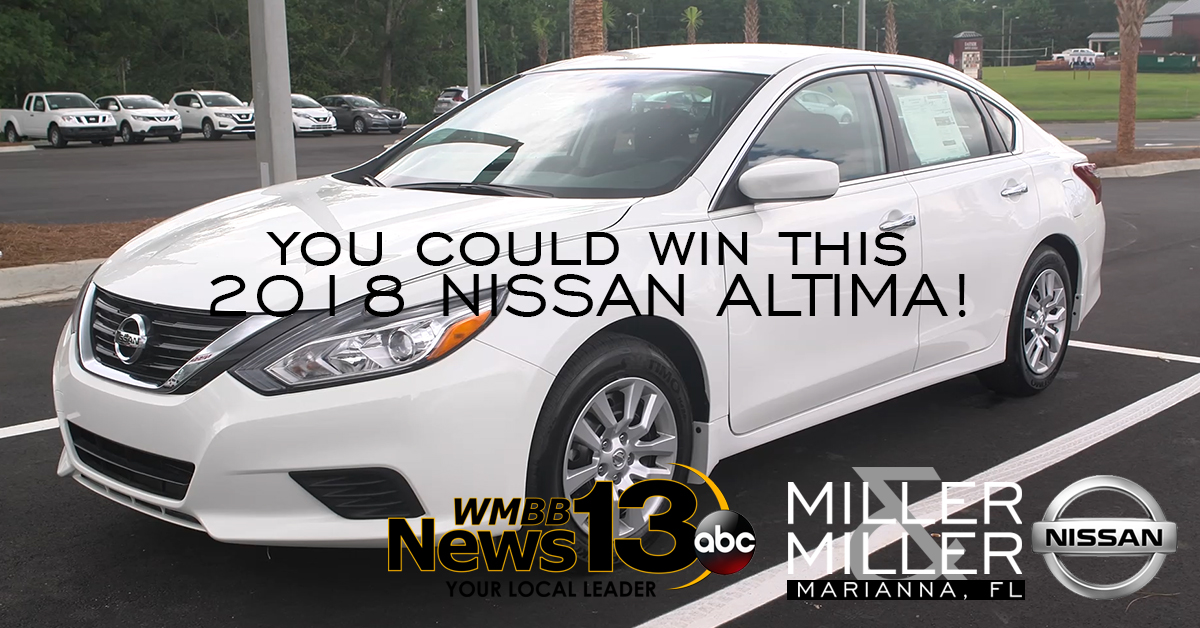News 13 / Miller and Miller Nissan Altima Sweepstakes